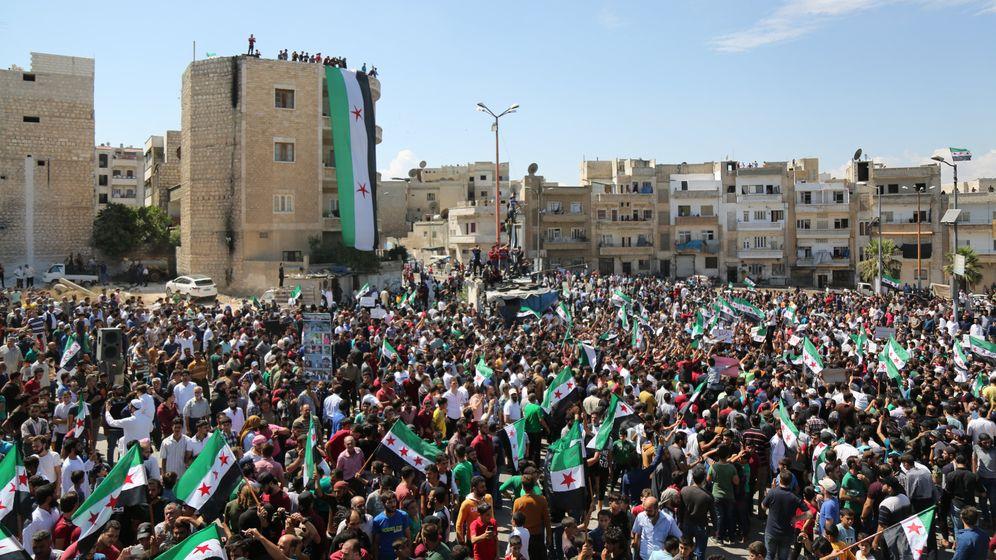 Kampf um Idlib: Das letzte Aufbäumen