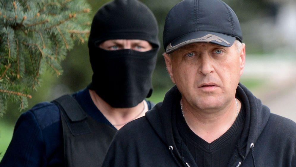 """""""Volksbürgermeister"""" von Slowjansk: Ponomarjow und seine Freischärler"""