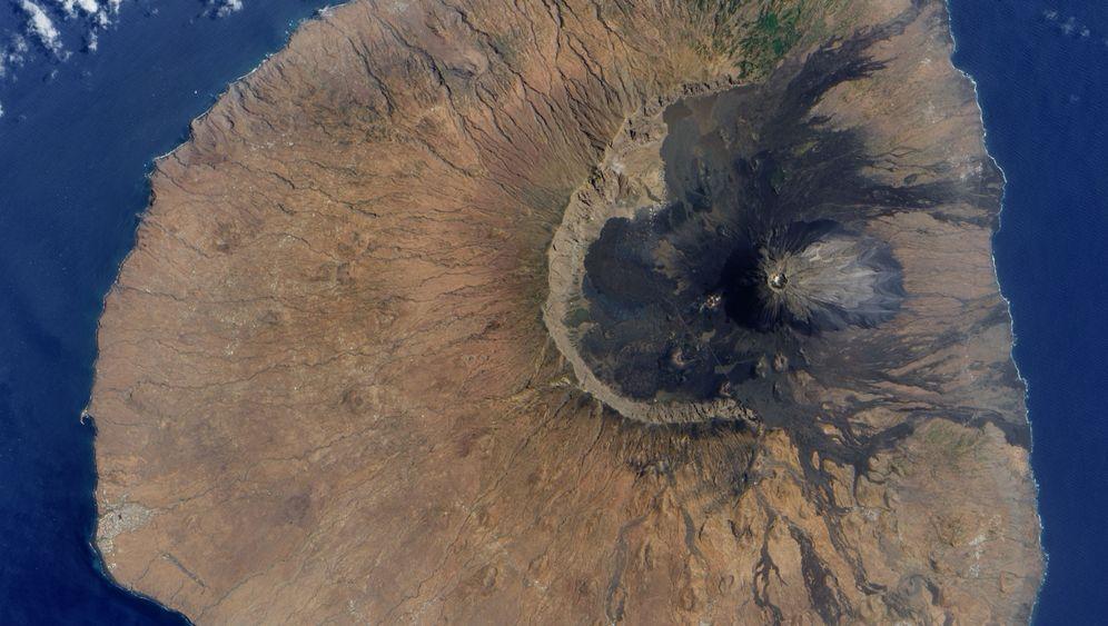 Kapverdische Inseln: Spuren der Riesenwellen
