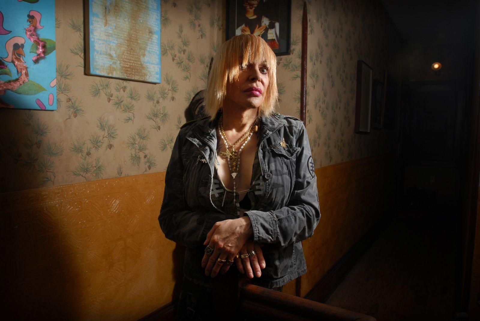 USA - Music - Transgender Rock Star - Genesis P. Orridge