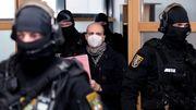 Polizistin schrieb Briefe an Halle-Attentäter