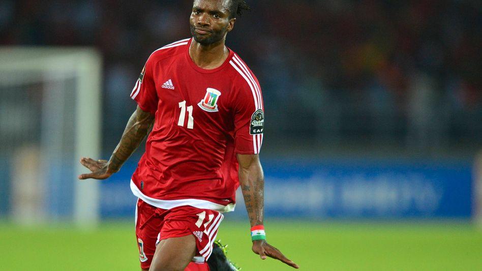 Doppeltorschütze Balboa: Mit Äquatorialguinea im Halbfinale