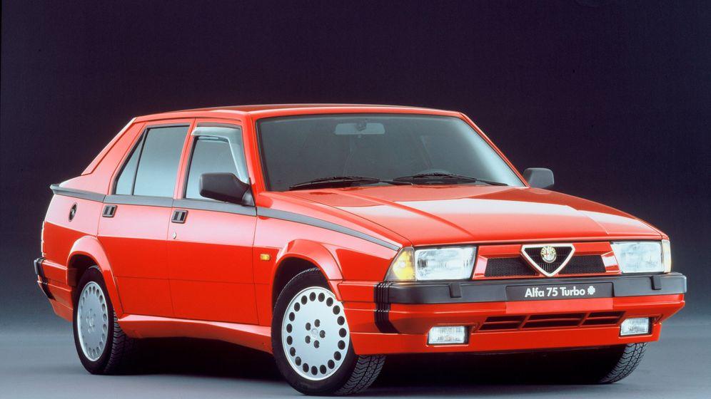 Günstige Oldtimer - Alfa Romeo 75: Der letzte seiner Art
