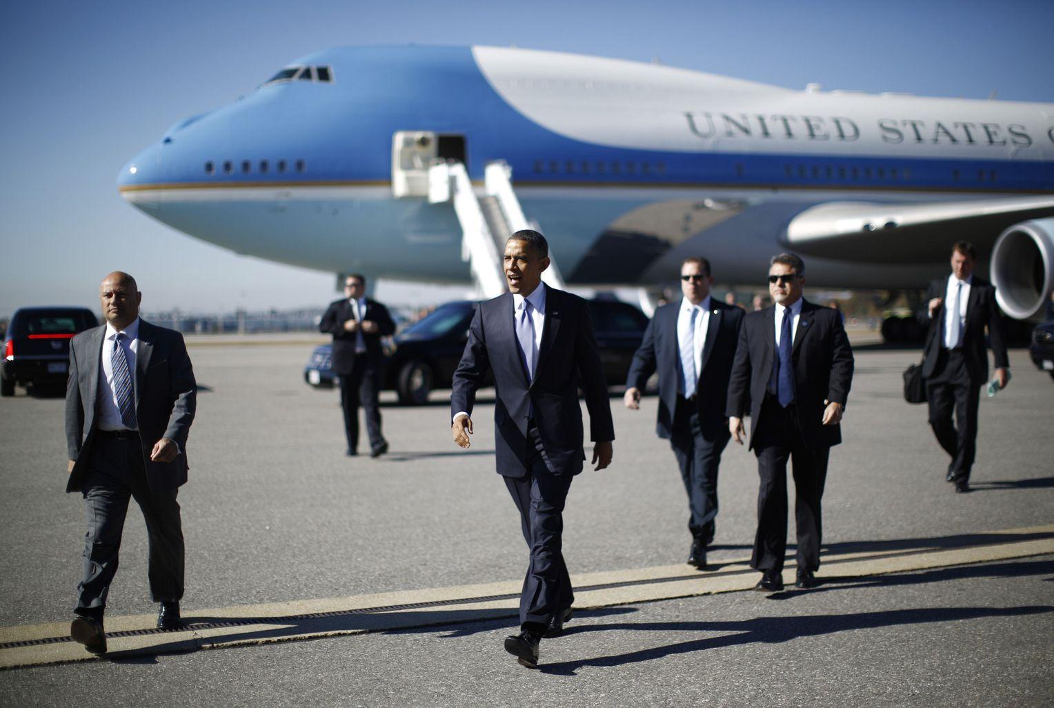 Secret Service Barack Obamas Leibwächter im Dauer Skandal ...