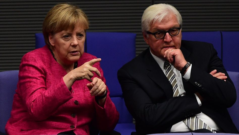 Irak-Debatte im Bundestag: Gute Waffen, böse Waffen