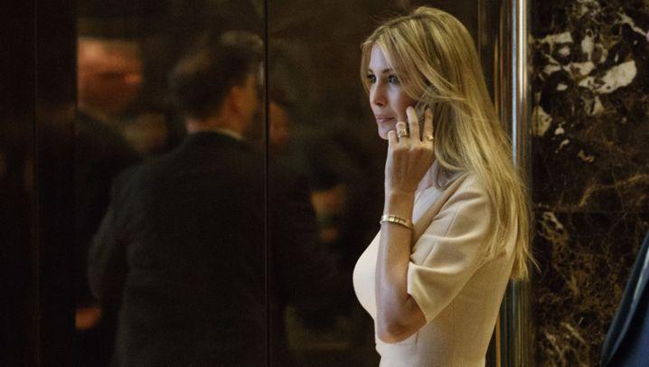 White House Style: Die Geschäftsmacht von Ivanka Trump