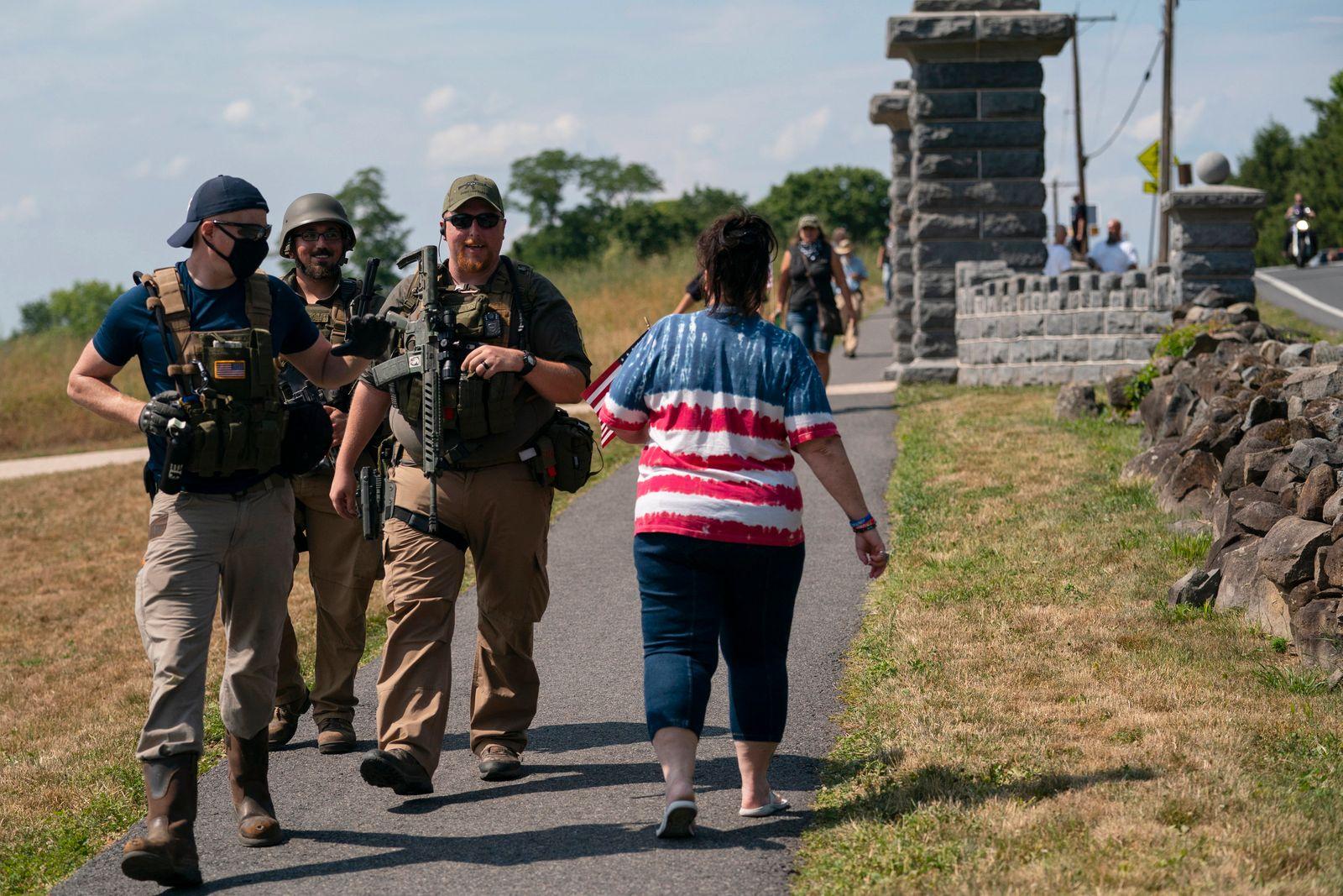 Gettysburg Fourth of July