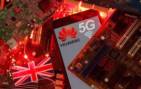 In Großbritannien darf sich Huawei teilweise am Ausbau des 5G-Netzes beteiligen