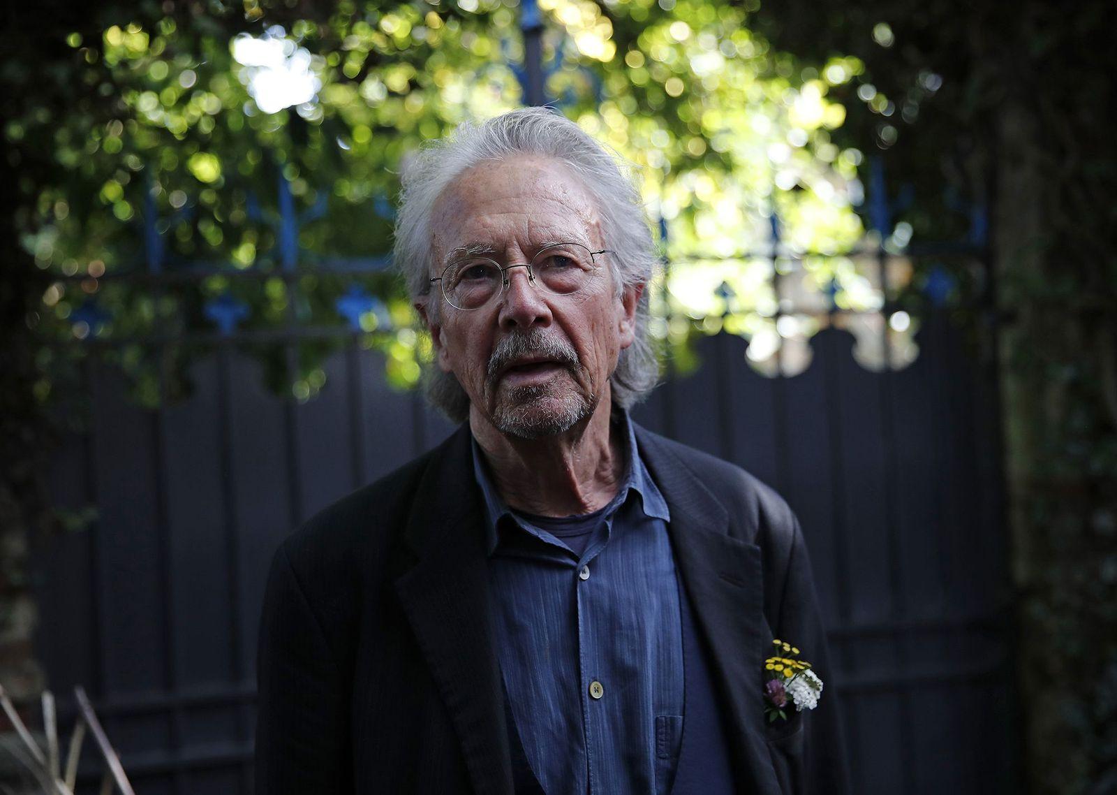 Literaturnobelpreis/ Handke
