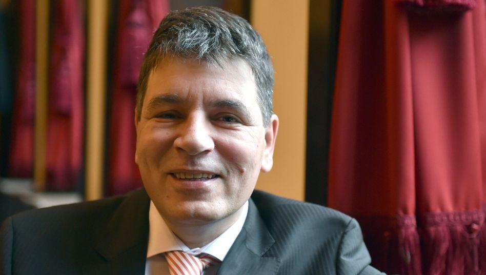 Schriftsteller Marcel Beyer: Büchner-Preisträger 2016