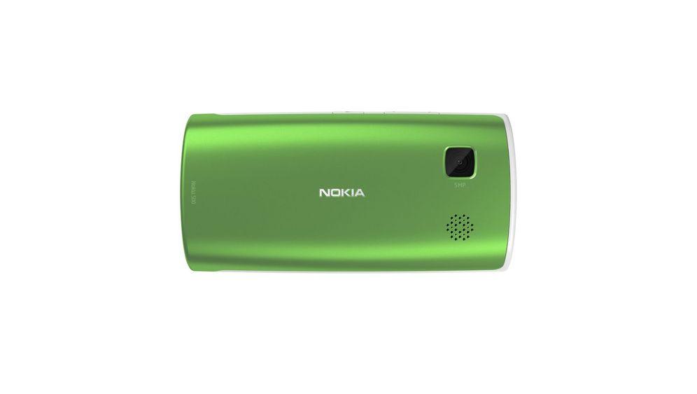 Nokia 500: Zum ersten Mal 1 Gigahertz