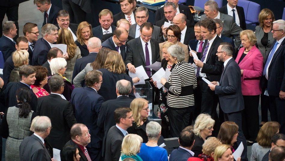 Bundestagsbeschluss: Geschäftsmäßige Sterbehilfe ist in Deutschland künftig verboten