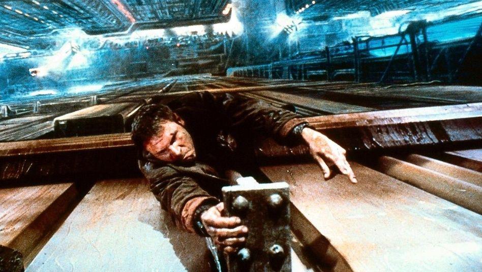 """Harrison Ford im """"Blade Runner""""-Original von 1982"""