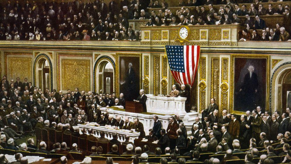 Wilsons Erster Weltkrieg: In 14 Punkten zum Weltfrieden