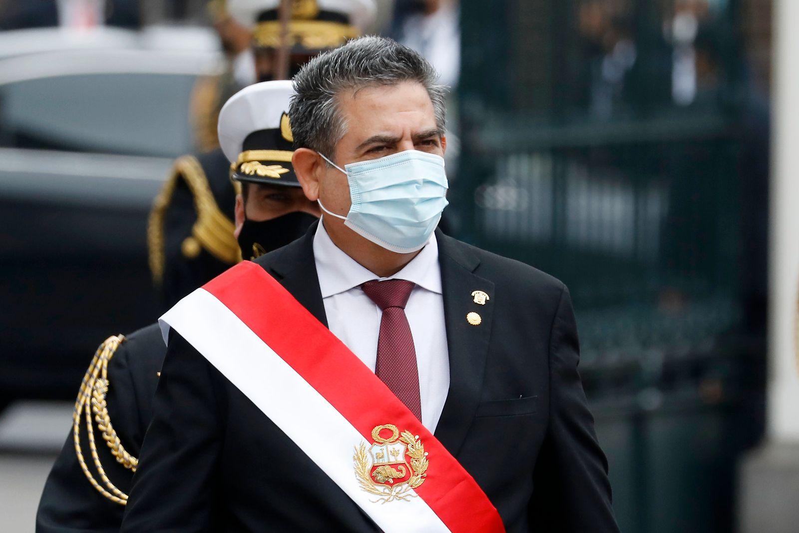 Neuer Präsident von Peru