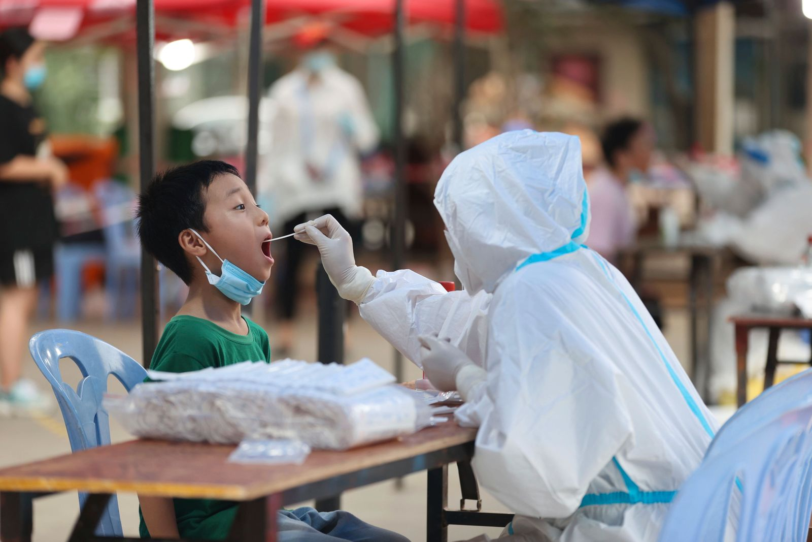 Coronavirus - Kinder
