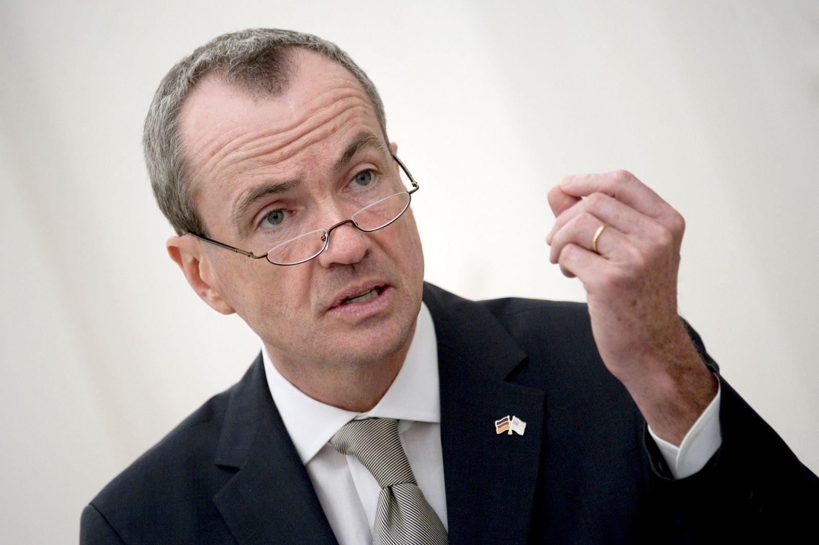 US-Botschafter warnt vor Rassismus Philip Dunton Murphy