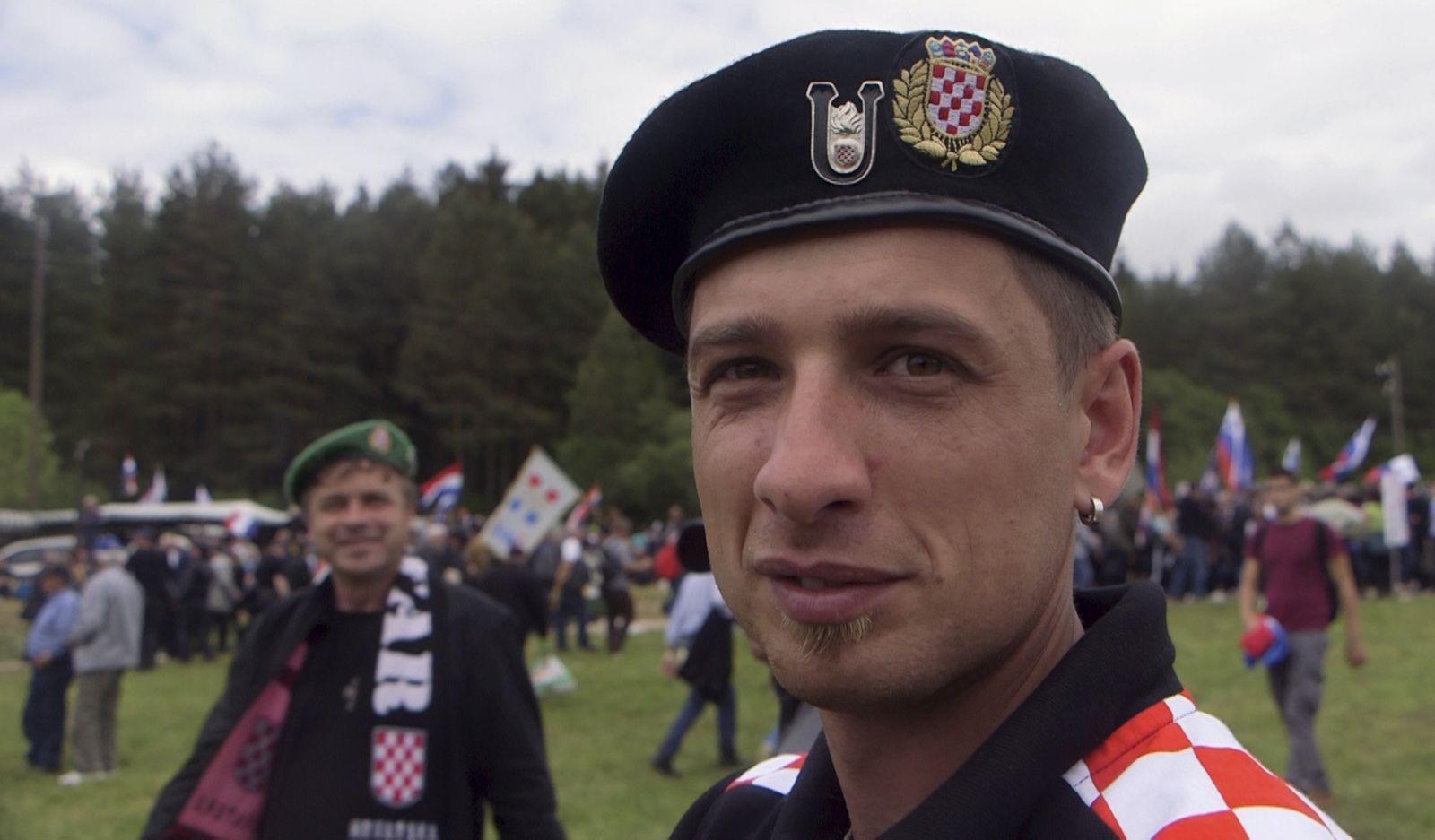 Kroatien/ Ustascha