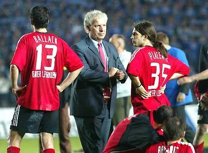 Wieder nur Zweiter: Bayer Leverkusen