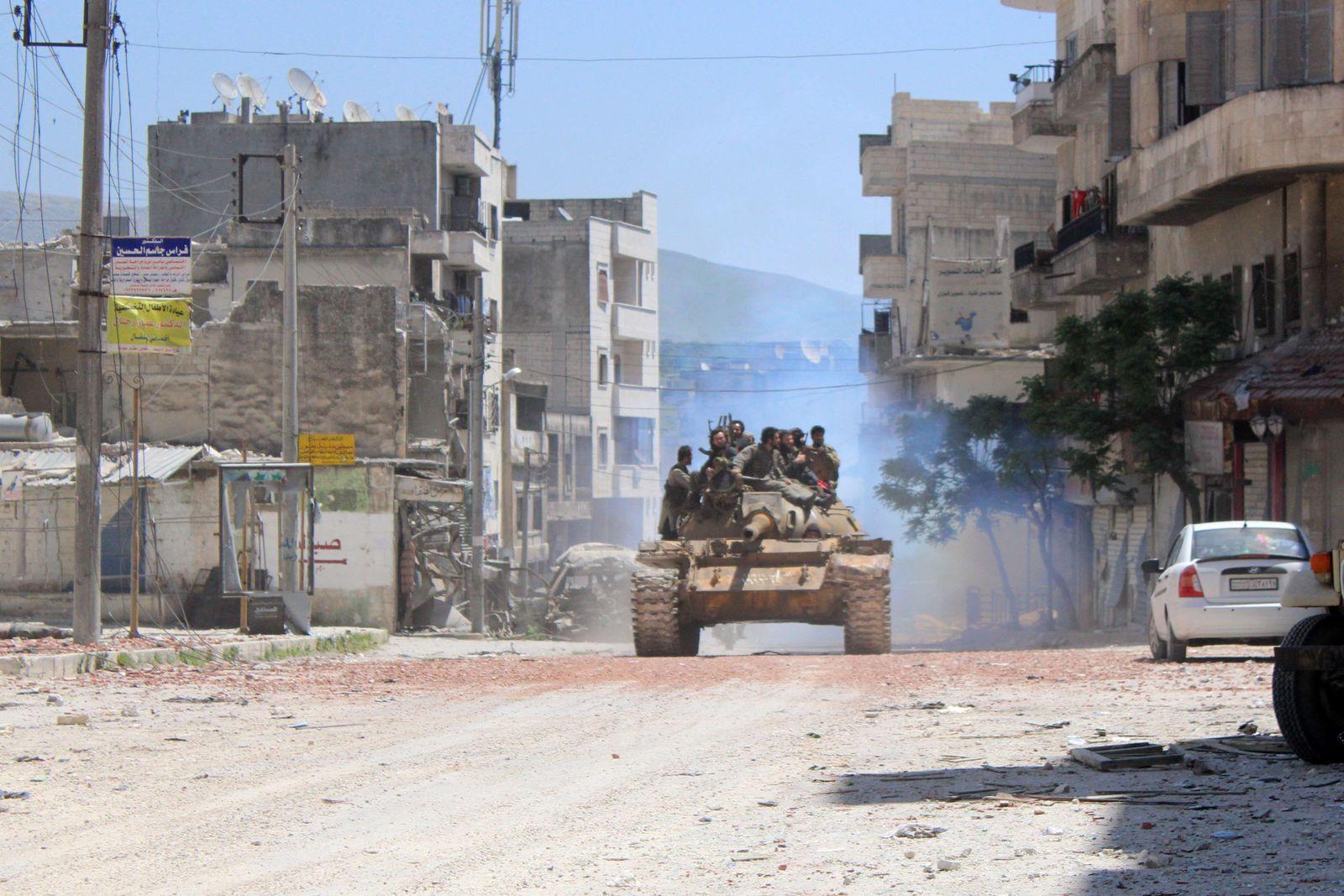 Syrien/ Jisr al-Shughur