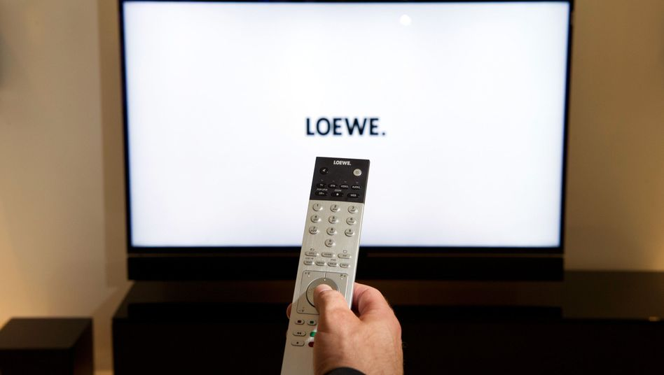 Loewe-Fernseher (Archiv)
