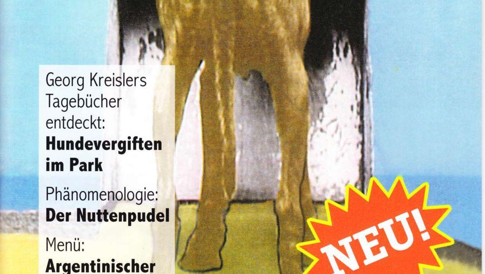 """Zeitschrift """"Kot & Köter"""": Von Mops und Möpsen"""
