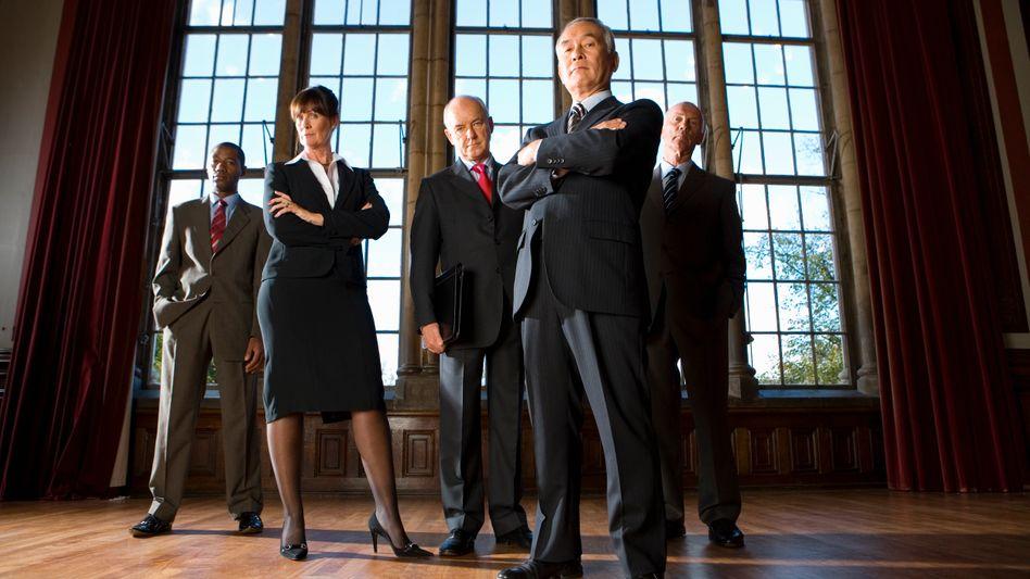 Geschlechterkampf in der Vorstandsetage: Die Spielräume für Männer werden enger