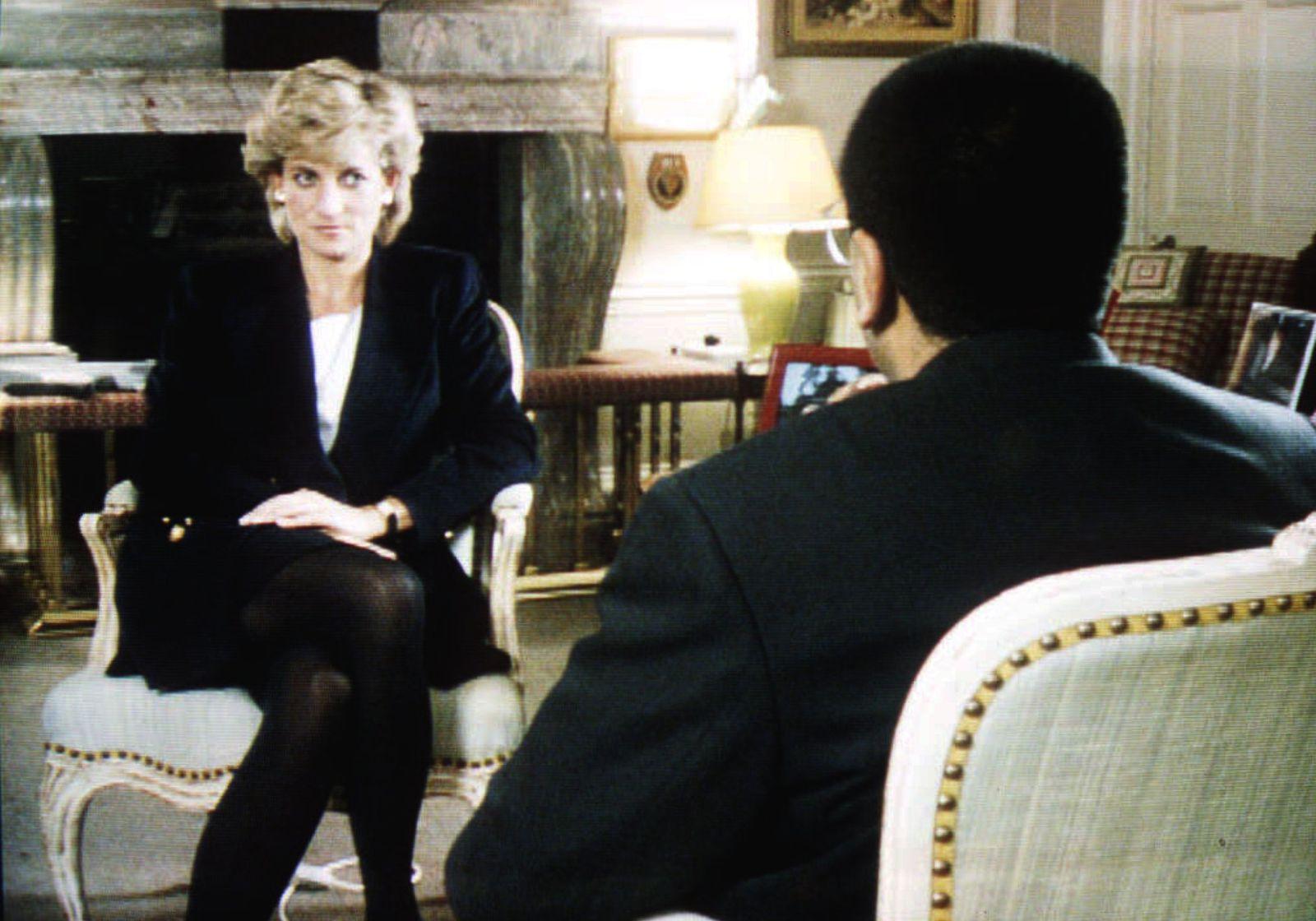 Prinzessin Diana Interview