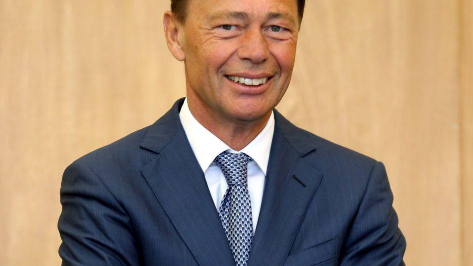 Thomas Middelhoff: Fondsanteile auf Kredit gekauft