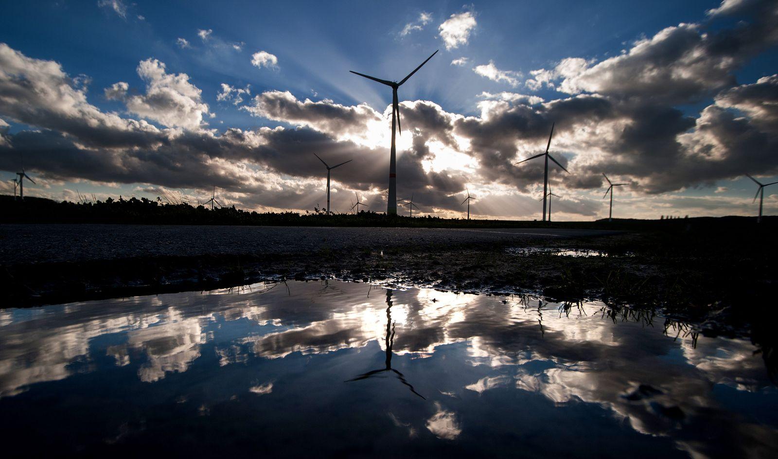 Windenergie Energiewende