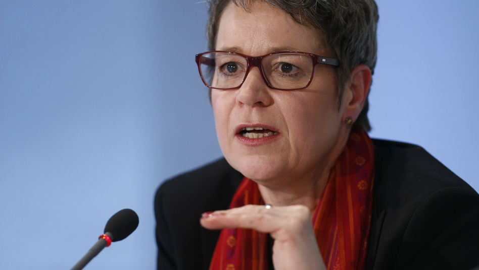 Simone Menne, ehemalige Lufthansa-Finanzchefin