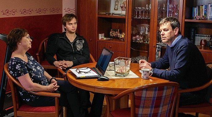 Jagodschinski, Sohn Janis, Dahlkamp
