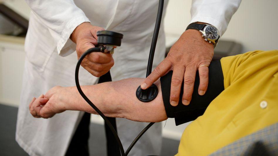Bluthochdruck ist ein wichtiger Risikofaktor für Herzleiden