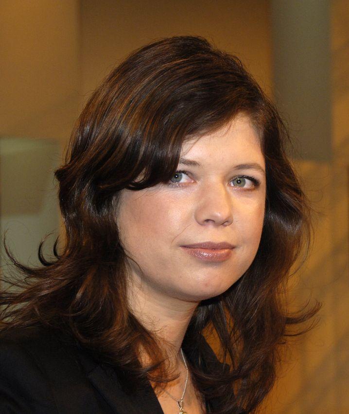 """Julia Friedrichs, Schriftstellerin (neues Buch: """"Ideale - Auf der Suche nach dem was zählt"""")"""