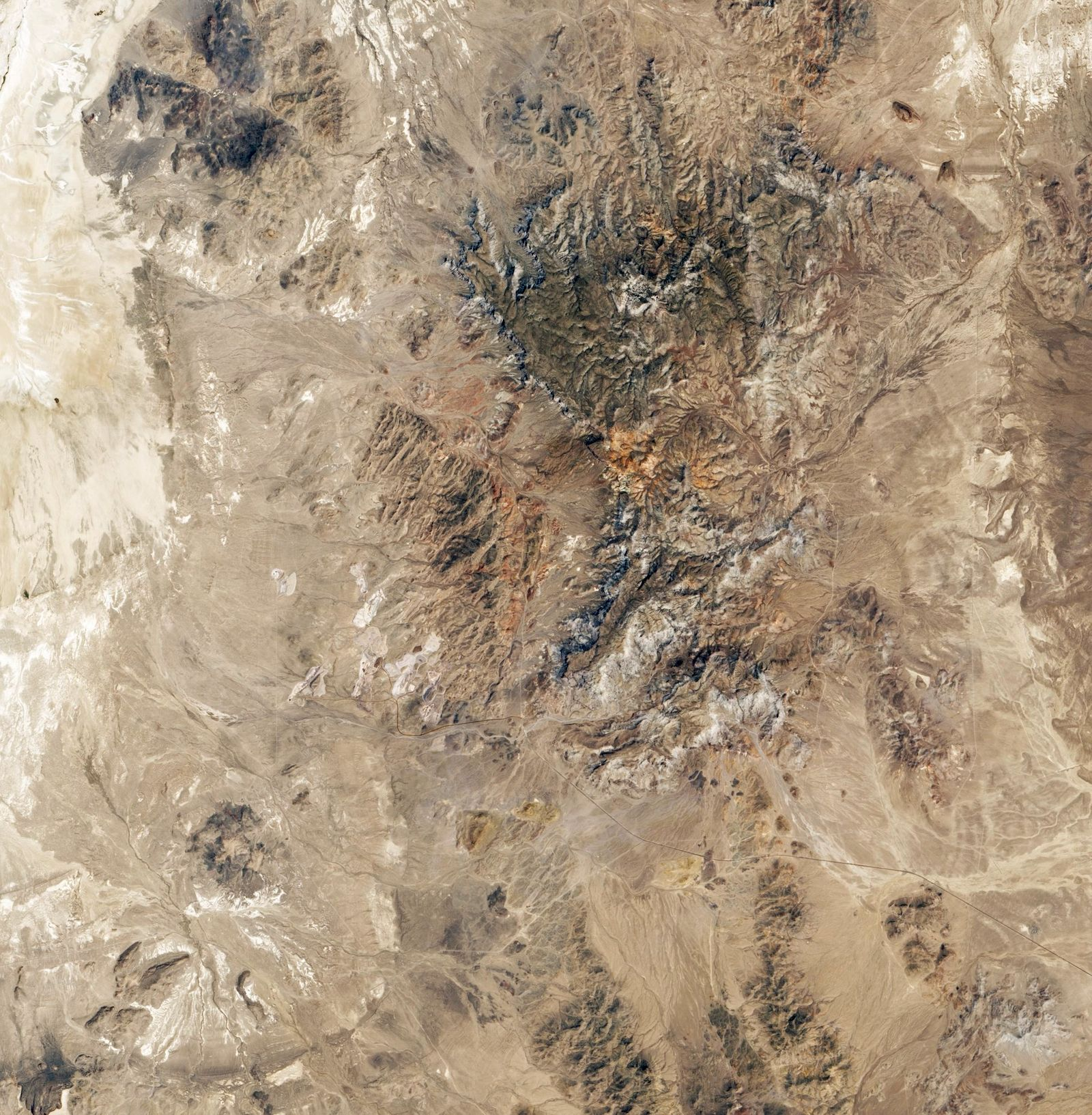 Digging Beryllium for James Webb