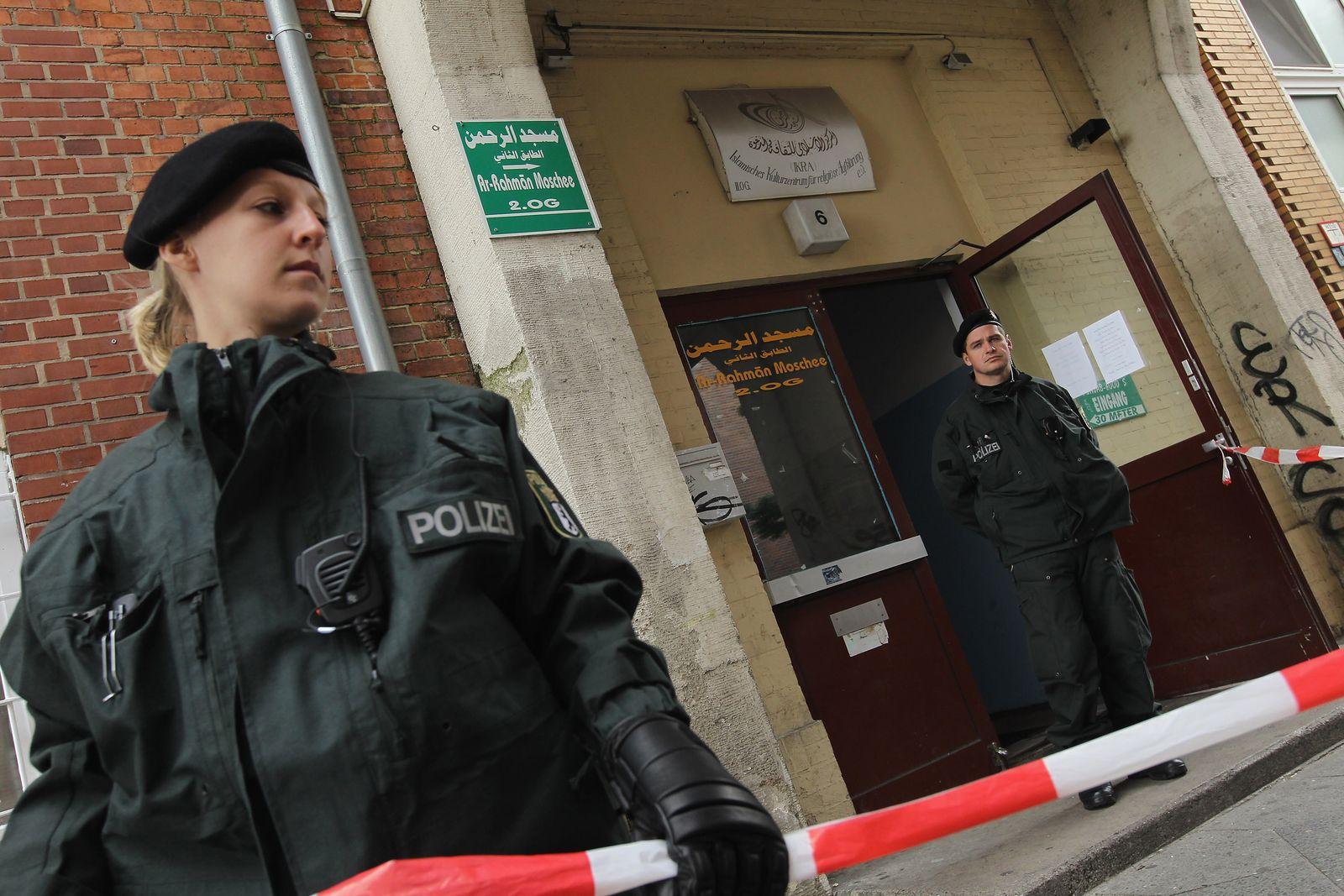 berlin ar rahman moschee terrorverdächtige