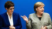 Merkels Erben, Merkels Scherben