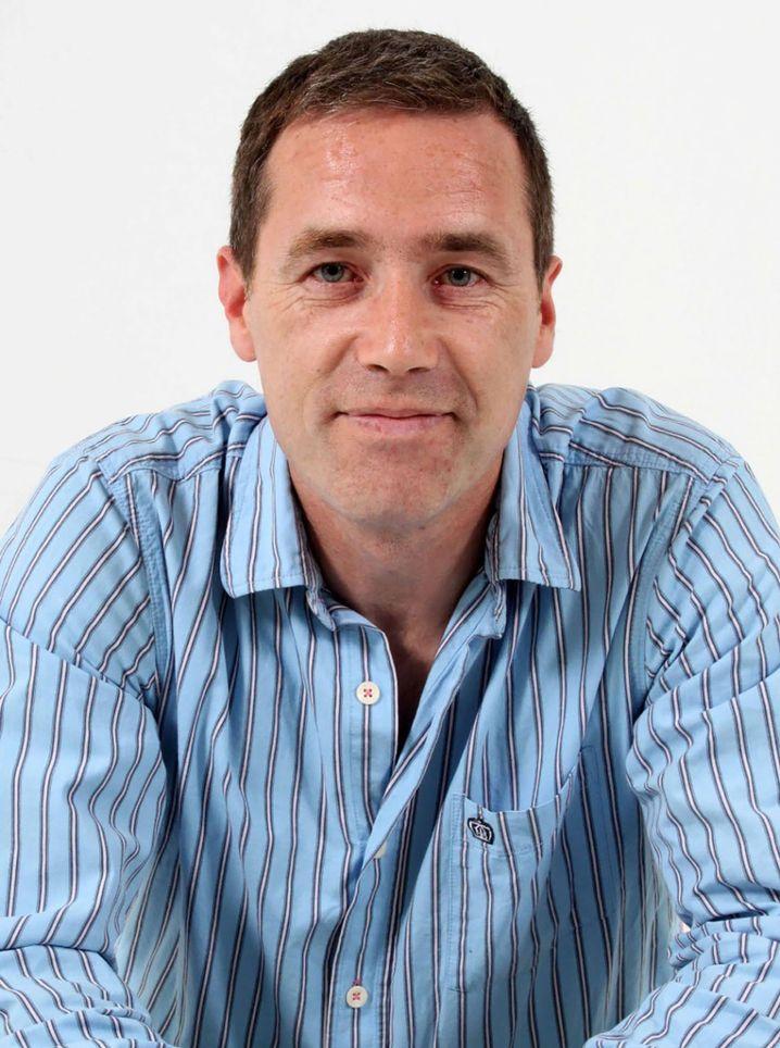 Autor Declan Burke