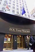 Zentrale von AOL Time Warner in New York: Werbe-Wende doch erst 2003?