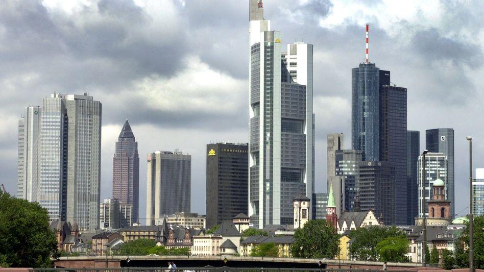 Frankfurter Bankenviertel: Die kulturelle Revolution verhindern