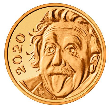 Einstein coin exchange