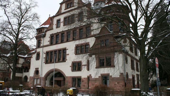 Verarmte Hochschule: Hart sparen in Heidelberg