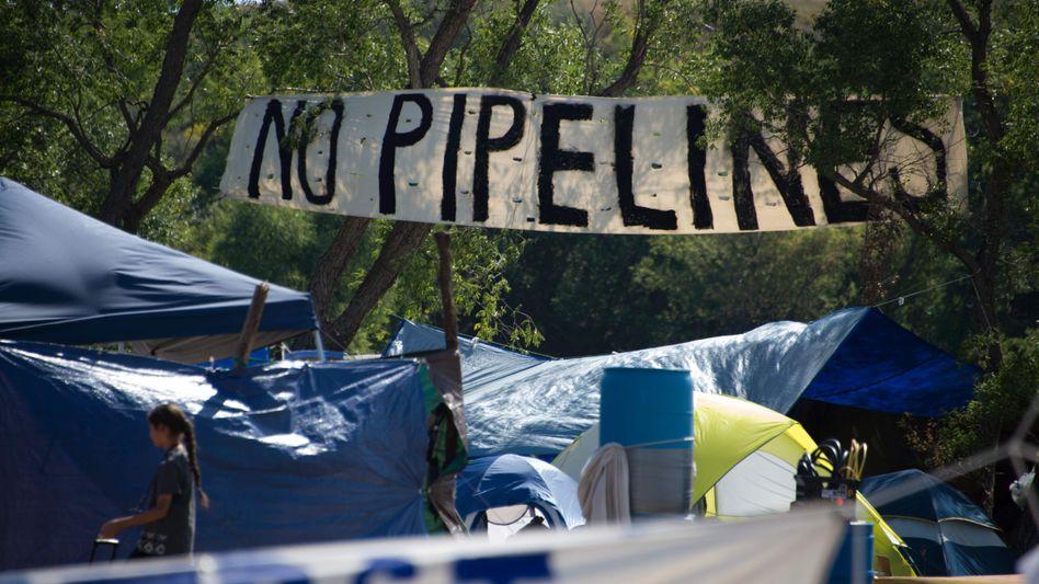 Pipeline-Gegner (Archiv)