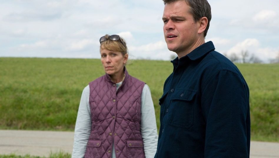 "Fracking-Film ""Promised Land"": Um Schiefergas und Scholle"