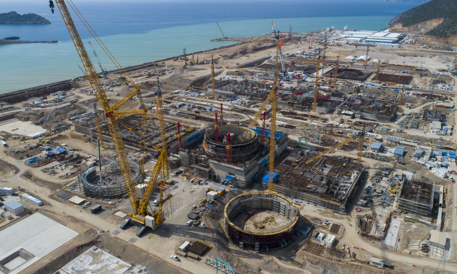 Groundbreaking of Akkuyu Nuclear Power Plant's third unit begins tomorrow