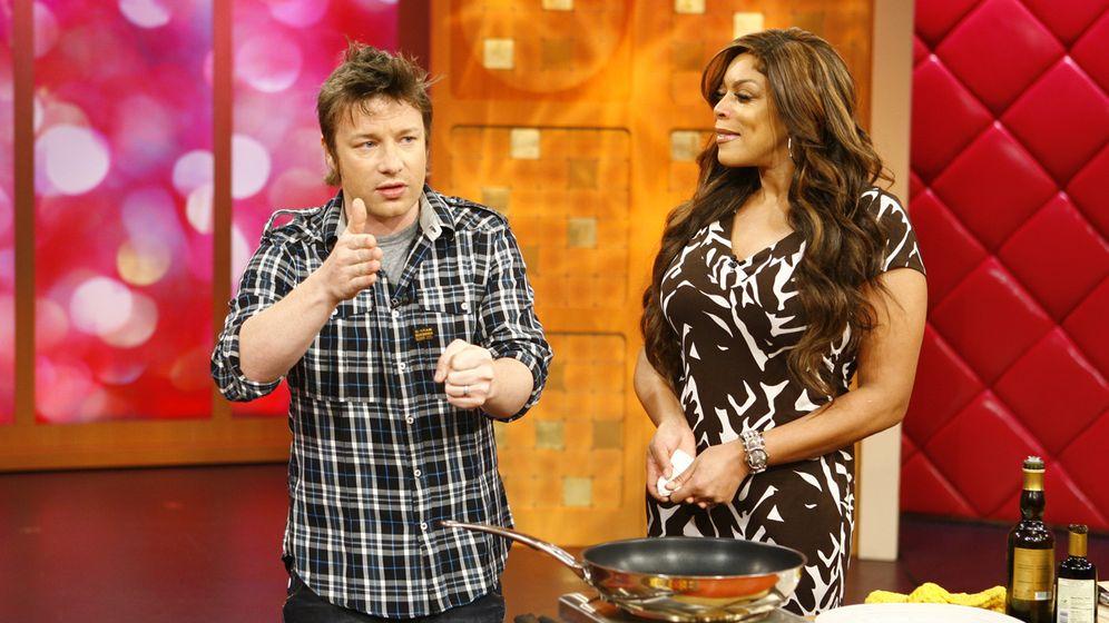 """Jamie Oliver: Keine """"Food Revolution"""" in Kalifornien"""