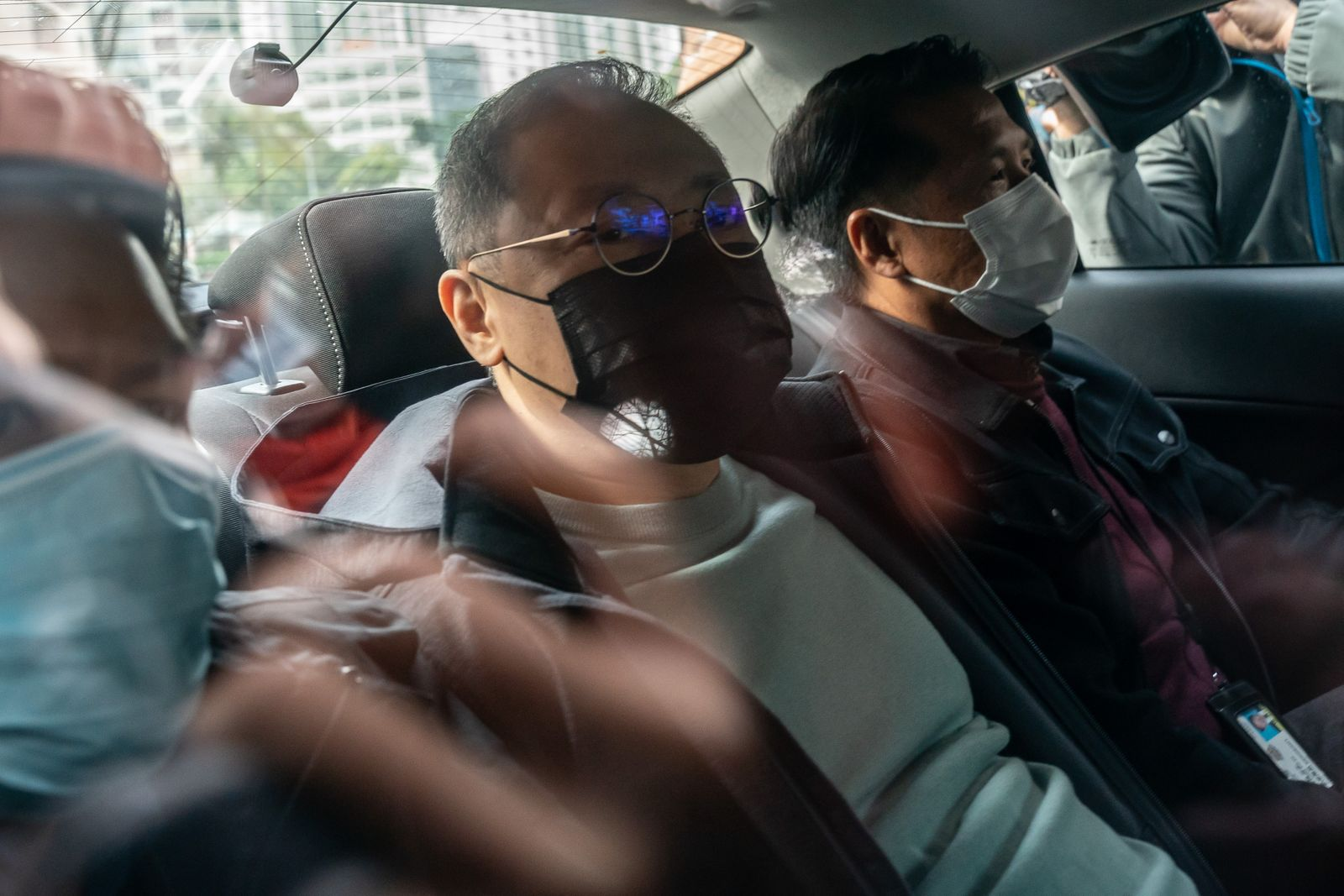 Dozens Of Hong Kong Activists Arrested Under National Security Law