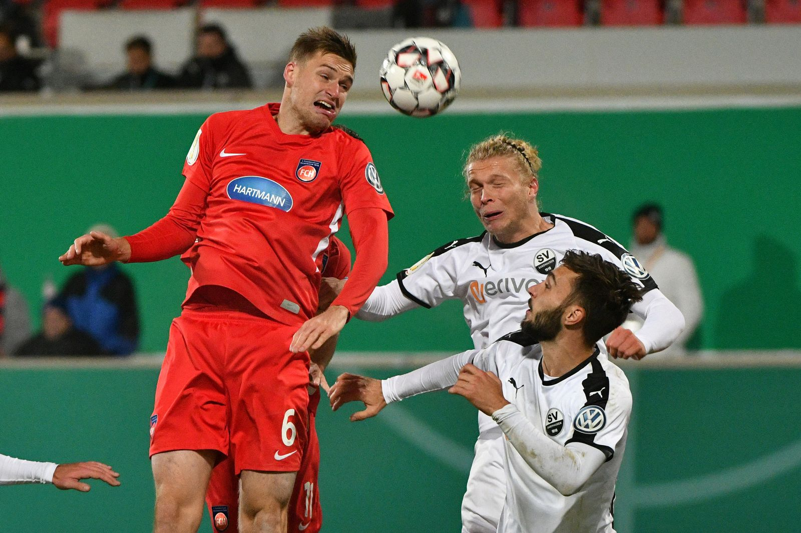 1. FC Heidenheim - SV Sandhausen