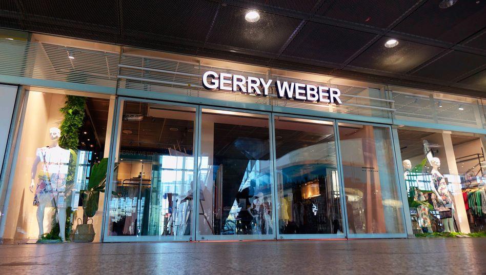 Geschäft von Gerry Weber in Berlin