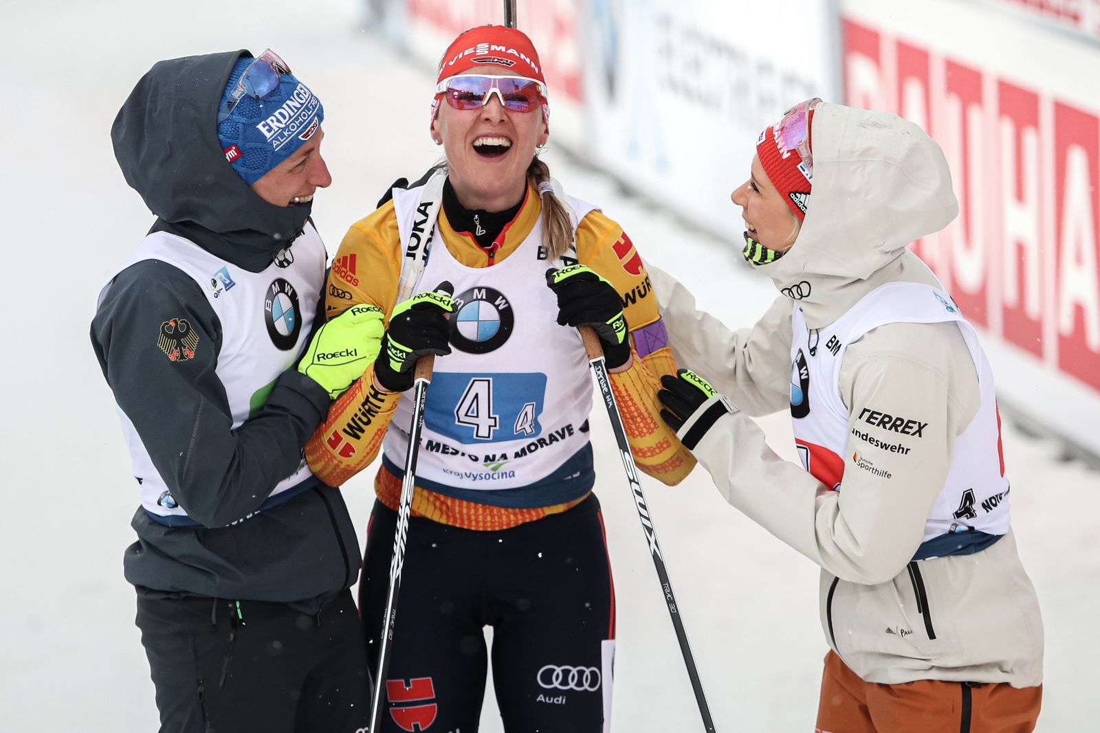 IBU Biathlon World Cup in Nove Mesto na Morave, Czech Republic - 07 Mar 2020